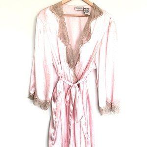 Pretty in pink lounge wear